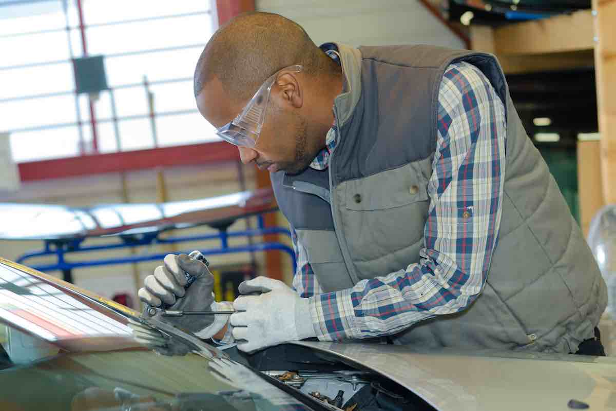 do windshield repairs work