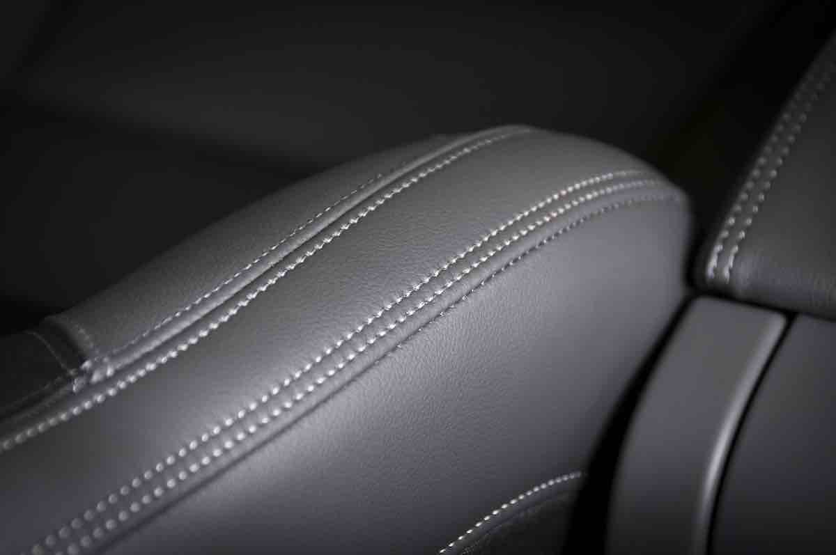 how to fix a ripped leather car seat
