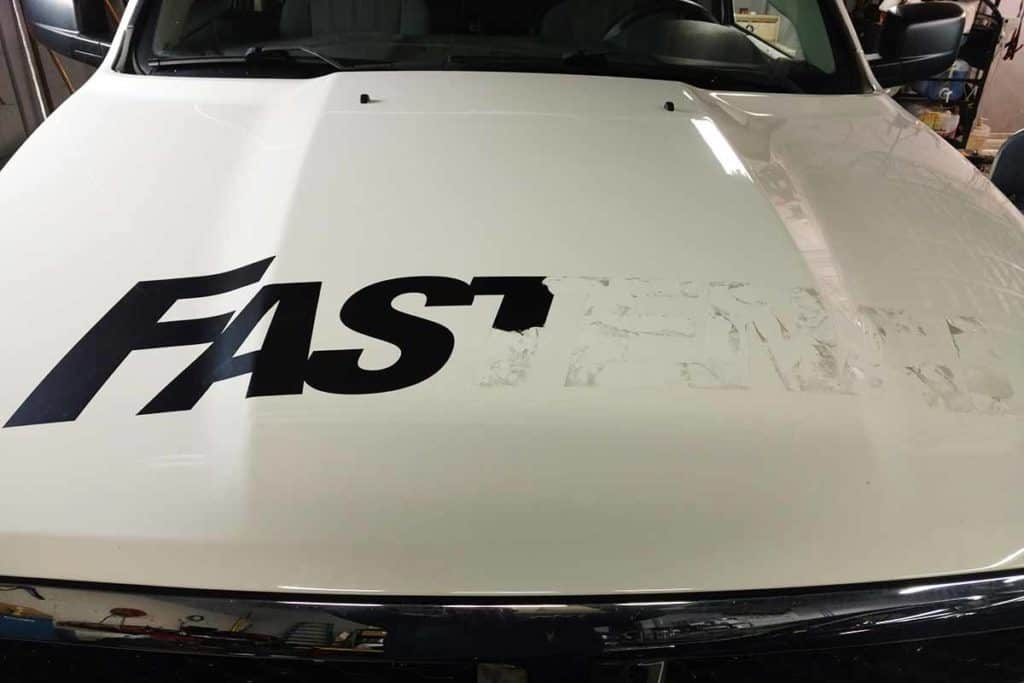 How To Remove Car Decals Without Damaging Paint