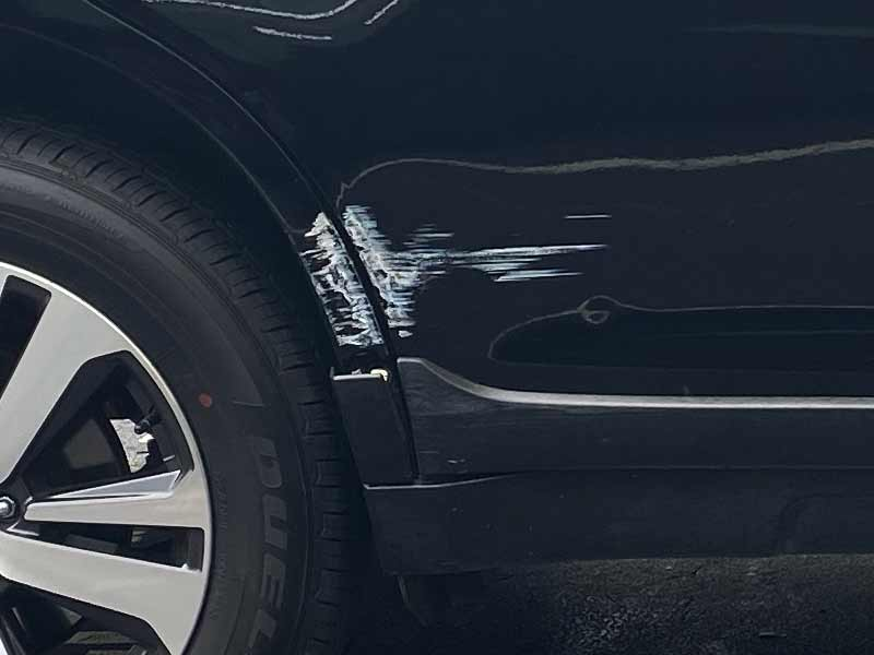 how to remove paint scuffs from car paint