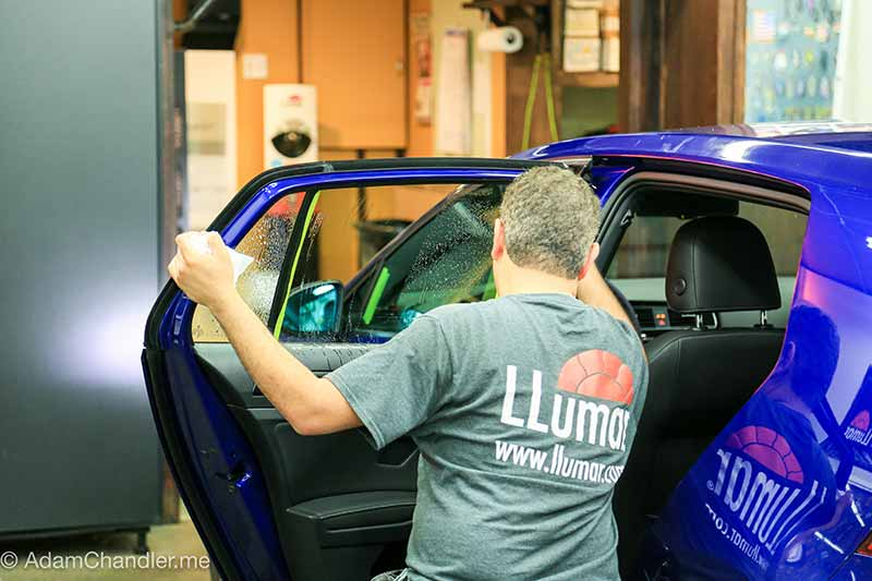 How To Clean Tinted Windows (Safely)